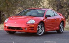 2003 Mitsubishi Eclipse exterior