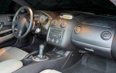 2003 Mitsubishi Eclipse interior