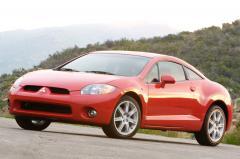 2007 Mitsubishi Eclipse exterior