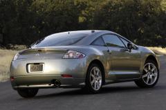 2008 Mitsubishi Eclipse Photo 3