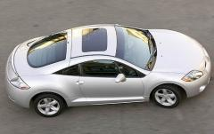 2008 Mitsubishi Eclipse exterior