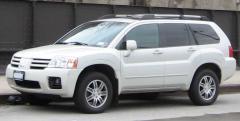 2004 Mitsubishi Endeavor Photo 1