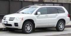 2008 Mitsubishi Endeavor Photo 1