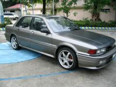 1992 Mitsubishi Galant Photo 1