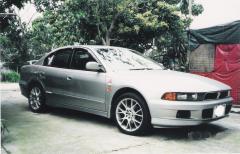 1998 Mitsubishi Galant Photo 1