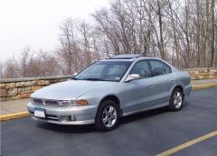 1999 Mitsubishi Galant Photo 1