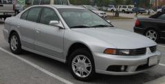 2003 Mitsubishi Galant Photo 3
