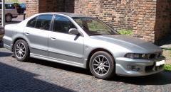 2003 Mitsubishi Galant Photo 4