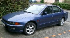 2003 Mitsubishi Galant Photo 5