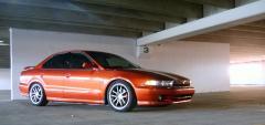 2003 Mitsubishi Galant Photo 6