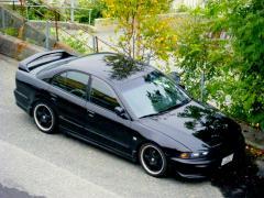2003 Mitsubishi Galant Photo 7