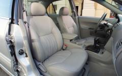 2003 Mitsubishi Galant interior