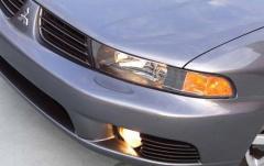 2003 Mitsubishi Galant exterior