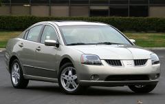2004 Mitsubishi Galant exterior