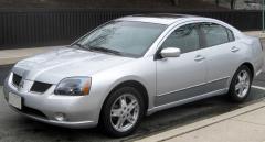 2006 Mitsubishi Galant Photo 1
