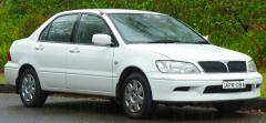 2003 Mitsubishi Lancer Photo 4
