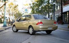 2003 Mitsubishi Lancer exterior