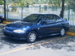 2001 Mitsubishi Mirage Photo 1