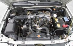 2003 Mitsubishi Montero Sport exterior