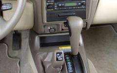 2003 Mitsubishi Montero Sport interior