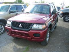 2003 Mitsubishi Montero Sport Photo 3