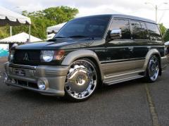 1996 Mitsubishi Montero Photo 1