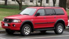 1997 Mitsubishi Montero Photo 1