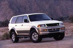 1998 Mitsubishi Montero Photo 1