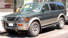 2000 Mitsubishi Montero Photo 1