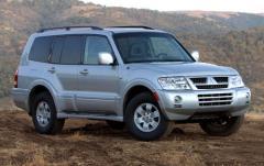 2003 Mitsubishi Montero Photo 1