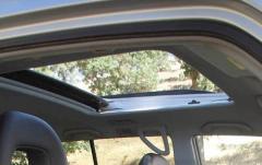 2003 Mitsubishi Montero interior