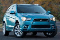 2012 Mitsubishi Outlander Sport exterior