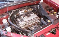 2003 Mitsubishi Outlander exterior