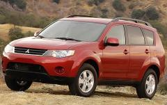 2008 Mitsubishi Outlander Photo 1
