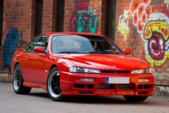 1995 Nissan 200SX Photo 1