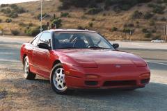 1990 Nissan 240SX Photo 1