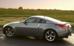 2007 Nissan 350Z Photo 4