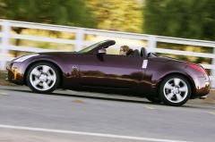 2007 Nissan 350Z exterior