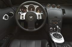 2007 Nissan 350Z interior
