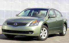 2008 Nissan Altima Hybrid exterior