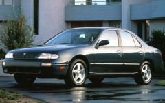 1993 Nissan Altima exterior