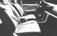 1993 Nissan Altima interior
