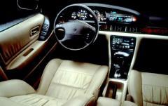 1994 Nissan Altima interior