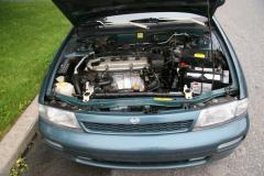 1994 Nissan Altima Photo 3