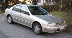 1996 Nissan Altima Photo 1