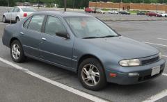 1997 Nissan Altima Photo 4