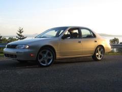 1997 Nissan Altima Photo 5