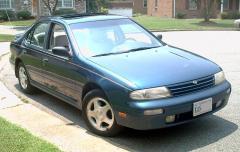 1997 Nissan Altima Photo 8