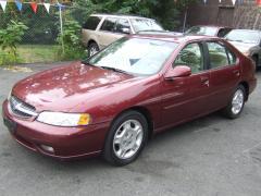 1999 Nissan Altima Photo 2