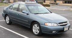 2000 Nissan Altima Photo 1
